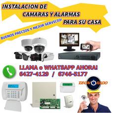 Camaras De Vigilancia, Alarmas, Control De Acceso, Intercom