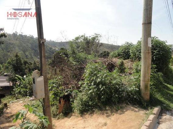 Terreno Residencial À Venda, Estância Lago Azul, Franco Da Rocha. - Te0217