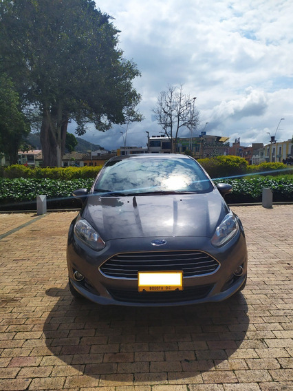 Ford Fiesta Se Mt Aa Full 2015 Nuevo