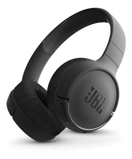 Auriculares Jbl Bluetooth T500 Inalámbricos Black Dog