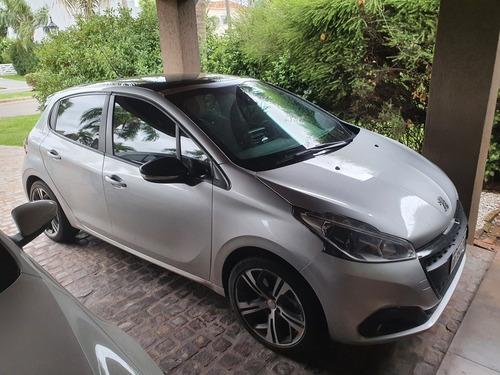 Peugeot 208 1.6 Gt Thp 2019 Blindado Rb3