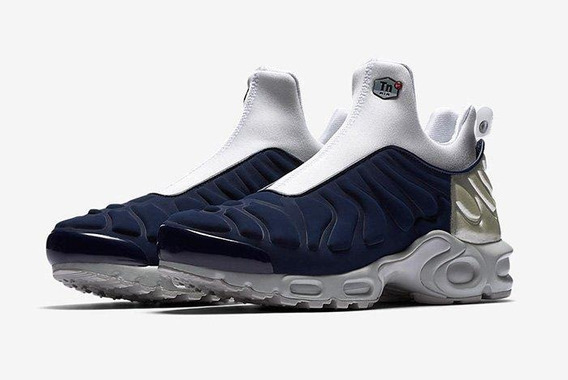 Tênis Nike Air Max Plus Slip Nikelab - 100% Original