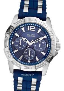 Reloj Guess W0366g2 W0366g4 Oasis Multifunción Envio Gratis Watch Fan Locales En Palermo Y Saavedra