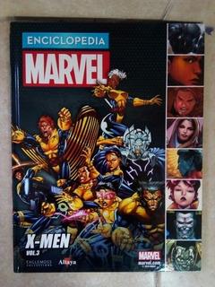 Enciclopedia Marvel X-men Vol.3 -eaglemoss Collections-