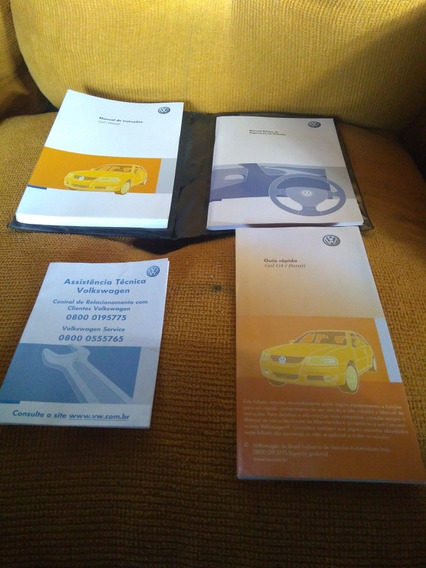 Manual Gol/parati G4
