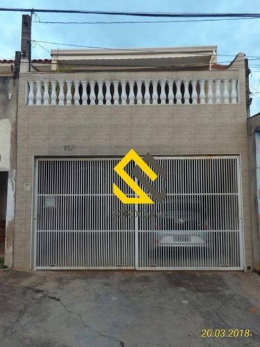 Imagem 1 de 19 de Sobrado À Venda, 180 M² Por R$ 295.000,00 - Jardim Jatobá - Sorocaba/sp - So0011