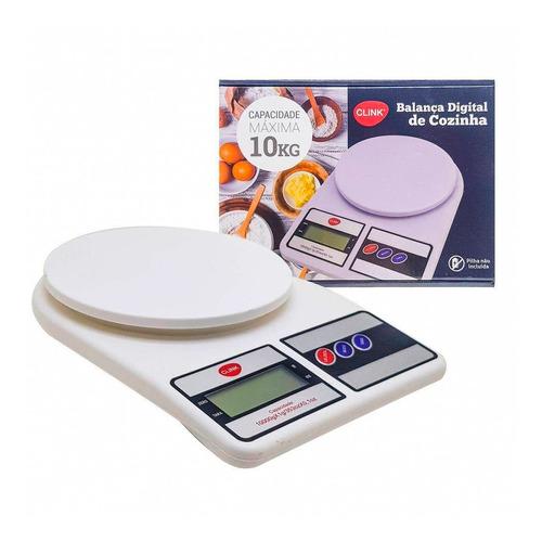 Imagem 1 de 3 de Balança Digital 10kg Cozinha Nutrição Emagrecimento