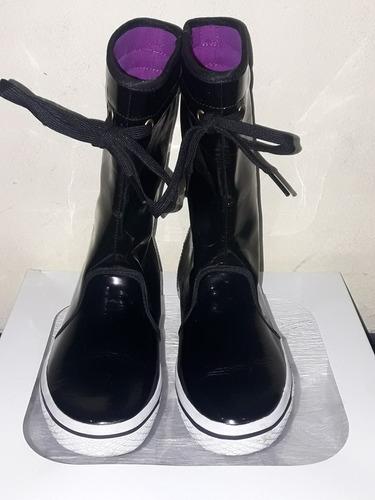 Botas adidas De Charol !!!!!!