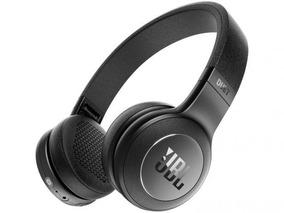 Fone De Ouvido Bluetooth Jbl Com Microfone Preto - Duet Bt N