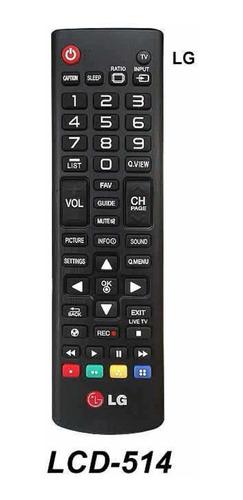 Control Remoto Para LG Tv Led Lcd 514