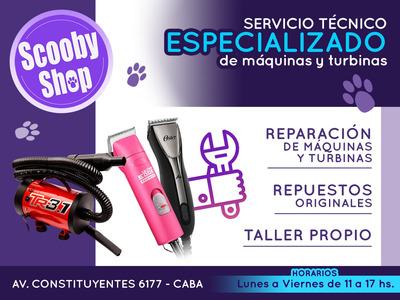Reparación Y Service Cortadora Caninas