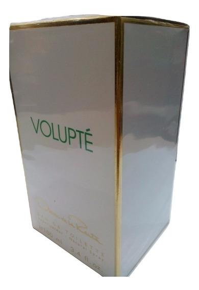 Perfume Volupte Feminino Oscar De La Renta 100 Ml Original