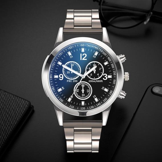 Relógios Masculinos Quartzo À Prova D
