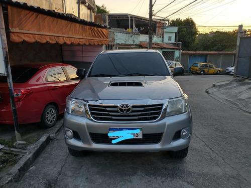 Imagem 1 de 3 de Toyota Hilux 2015 3.0 Sr Cab. Dupla 4x4 4p