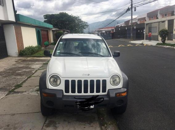 Oportunidad Cambio Jeep Liberty Por Automático.