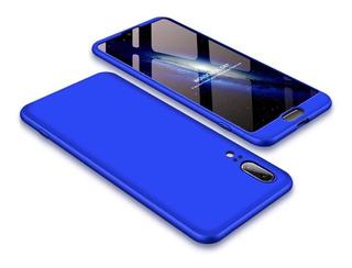 Funda 360 Luxury Huawei P20 Lite Pro Rigida 3 En 1 Antigolpe