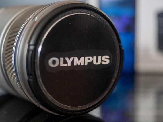 Lente Olympus M.zuiko 40-150 F4-5.6r