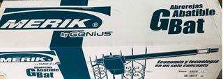 Kit Professional Pistones Merik Genius G-bat 300 120v Ja388