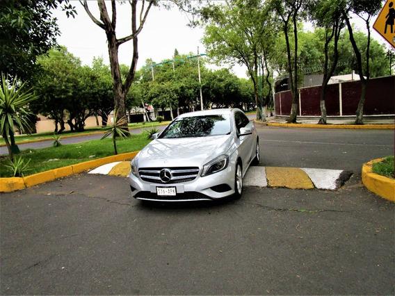 Mercedes A 200 2014 Con Solo 52 Mil Km Factura De Agencia