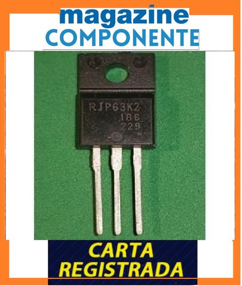 Rjp63k2 - Rjp 63k2 - Rjp63k2 -transistor - Novo E Original