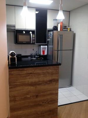 Apartamento Residencial À Venda, Jardim Piqueroby, São Paulo. - Ap0713