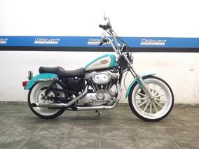 Harley Davidson Xlh 1200s Branca