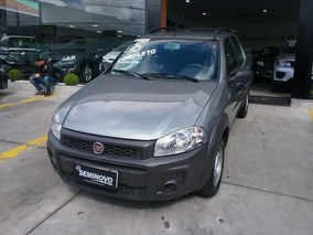 Fiat Strada Working Cd 1.4 Manual 2016