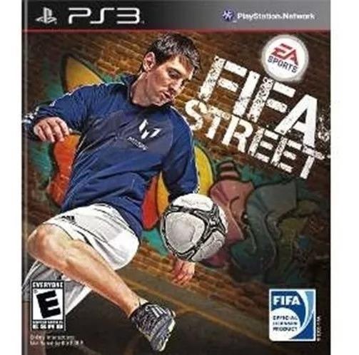 Fifa Street Ps3 Psn Digital Envio Na Hora!!!