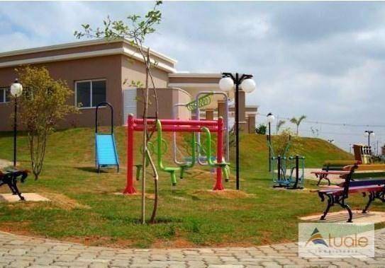 Terreno À Venda, 354 M² Por R$ 230.000 - Condomínio Jardim De Mônaco - Hortolândia/sp - Te0815
