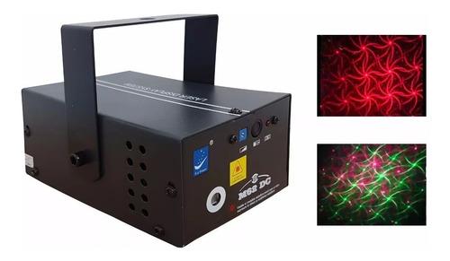 Laser Big Dipper M62-3 Rojo + Verde Decorativo Dibujos 180mw