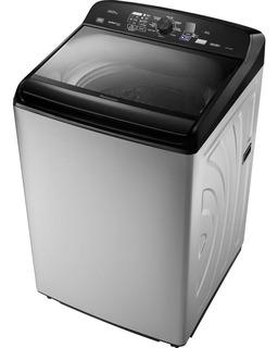 Lavadora De Roupas Panasonic 12kg, 9 Programas De Lavagem, Black Premium - Na-f120b5gb - 110v