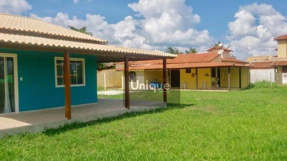 Casa Residencial À Venda, Unamar, Cabo Frio. - Ca0460