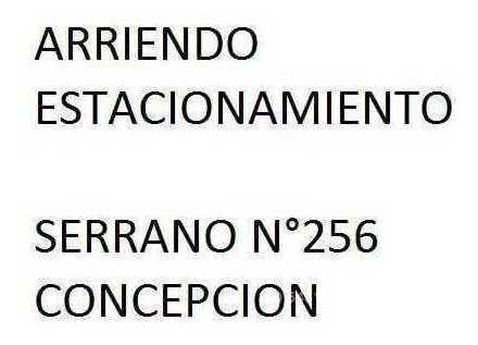 Serrano 256 - Estacionamiento 10