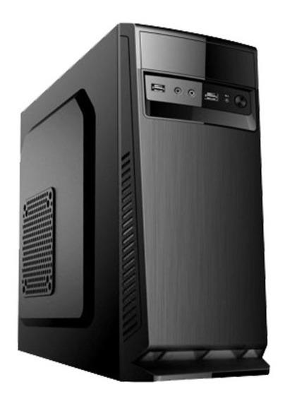 Pc Home Office 2311 Intel J1800 Memória 4gb Ssd 120gb 200w