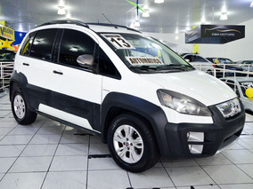 Fiat Idea 2013 1.8 Adventure Flex Dualogic 5p