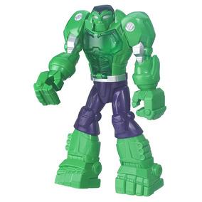 Boneco Articulado Marvel - Super Heros Adventure - Hulk Hasb