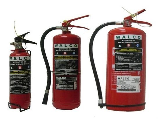Extintor Pqs Abc De 5 Lbs (2kg ),marca Walco
