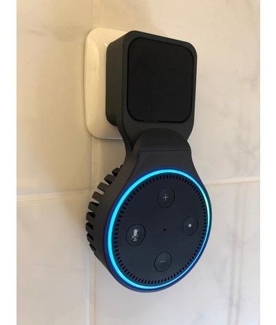 Suporte Apoio Stand De Tomada Amazon Alexa Echo Dot 2