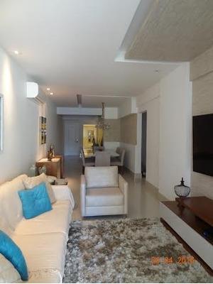 Lindo Apartamento Com 3 Suítes, Dependencia E Lazer Completo