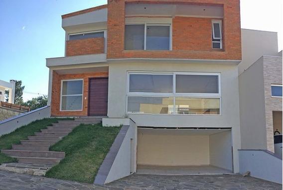 Casa Condomínio Em Lagos De Nova Ipanema Com 3 Dormitórios - Mi13486