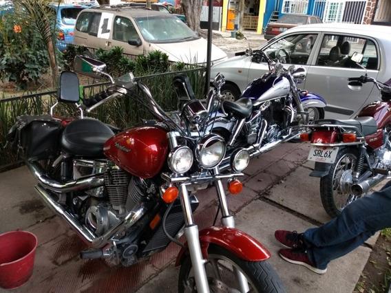 Honda Shadow Spirit Excelentes Condiciones