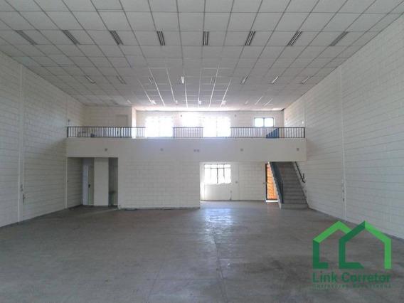Barracão Para Alugar, 400 M² Por R$ 6.500/mês - Botafogo - Campinas/sp - Ba0008