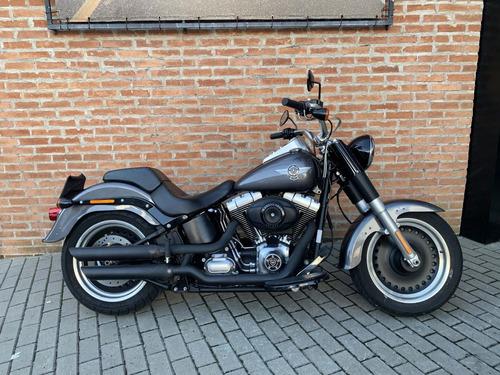 Harley Davidson Softail Fat Boy Special 2015