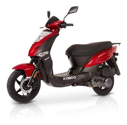 Scooter Kymco Agility 125 Anticipo Y 18 Cuotas De $12800 Om