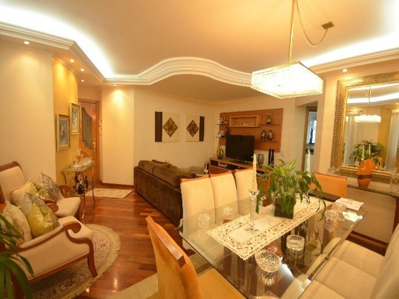 Apto Vila Invernada Próximo Ao Shopping Anália Franco,137m², 3 Suites ,3 Vagas - Ap00081
