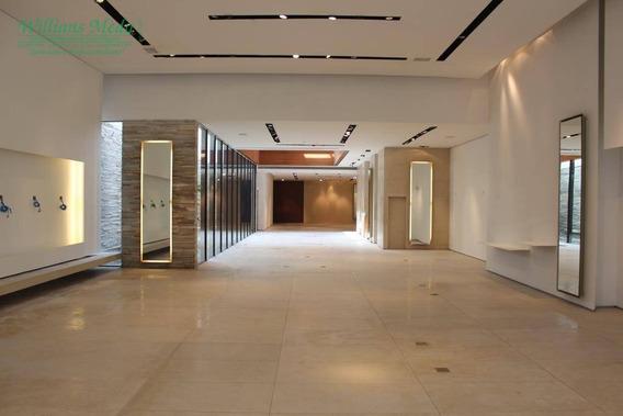 Salão Comercial Para Venda E Locação, Cerqueira César, São Paulo. - Sl0102