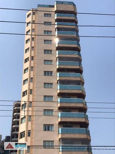 Imagem 1 de 25 de Apartamento Com 3 Dormitórios À Venda, 150 M² Por R$ 1.350.000,00 - Anália Franco - São Paulo/sp - Ap1848