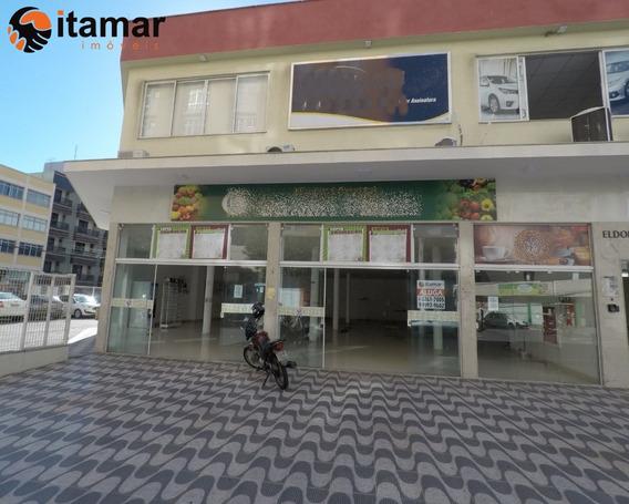Loja Para Locação Em Guarapari É Nas Imobiliárias Itamar Imóveis. - Pt00071 - 34100547