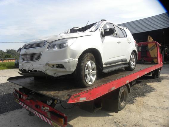 Sucata Chevrolet Trailblazer 2.8 Ltz 4x4 Aut.2013