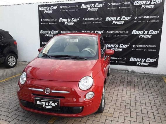 Fiat I/ 500 Cult